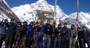 Annapurna Base Camp trek FAQs