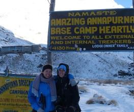 Short 8 days Annapurna Sanctuary Trek