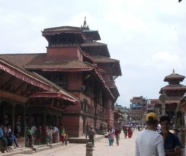 Bhaktapur Durbar Square Day Tour
