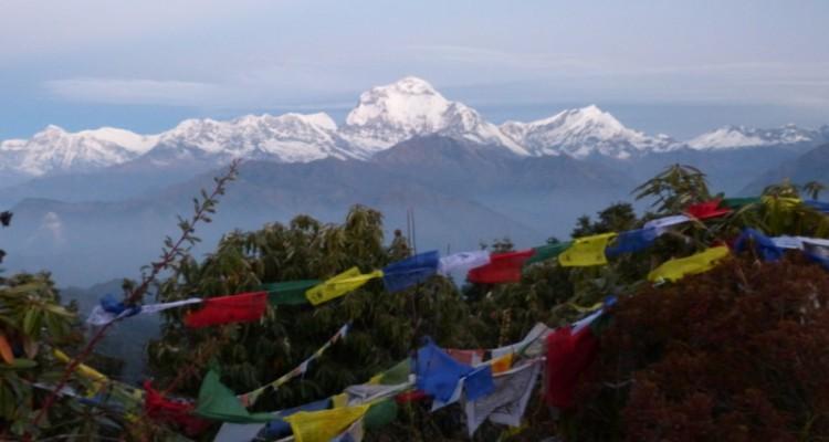 Annapurna trekking and Volunteering