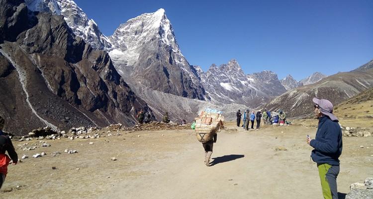 Island Peak Trek and Climb
