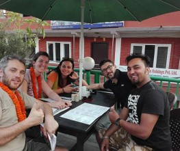 Pokhara and Chitwan Tour