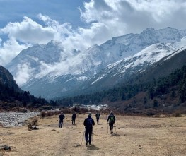 Jumolhari Trekking Bhutan