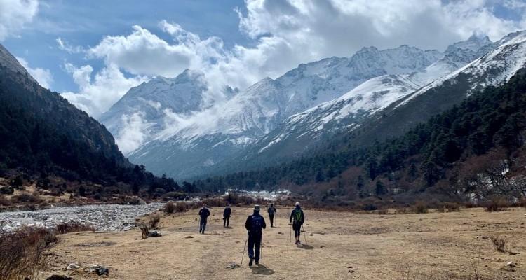 Julmari trek Bhutan