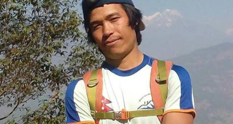 Prem Tamang ( strong porter)