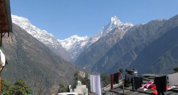 7 Days mardi himal trekking