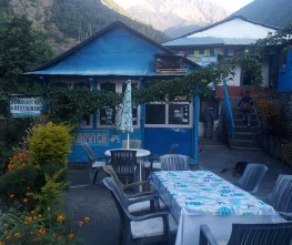 Annapurna Tea house trek