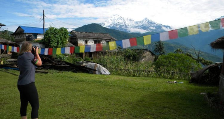 Educational tour in nepal
