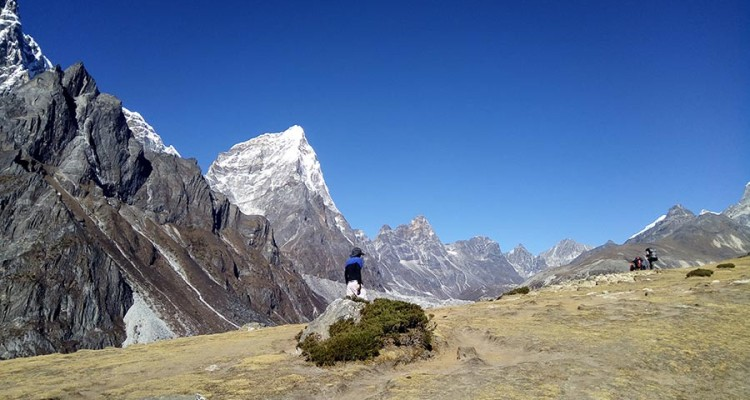 Everest base camp trek price and itinerary