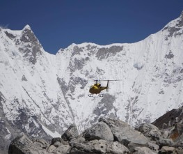 Everest Day Helicopter Tour