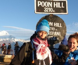 Short Poon Hill Trek