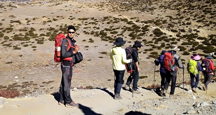Gosaikunda trekking