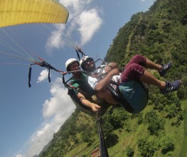 Nepal Paragliding Tour