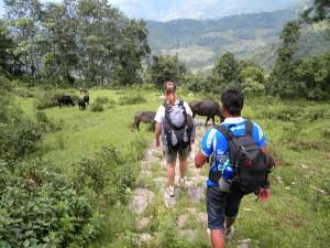 Family friendly Trekking in Nepal