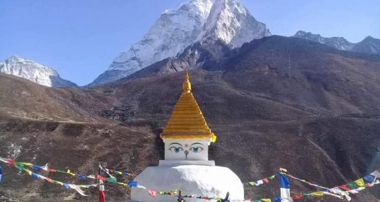 The most Popular Trekking Routes in Everest Region
