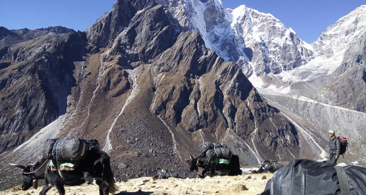 everest-trekking