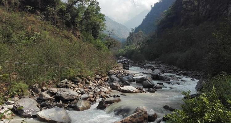 Annapurn-round-trekking