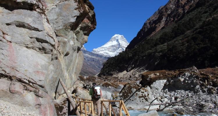 Mera-Peak climbing
