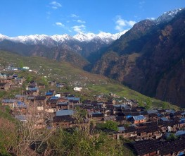 Home stay in Nepal