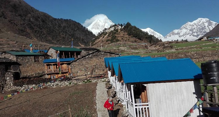 Trekking in Nepal without a Mountain Guide