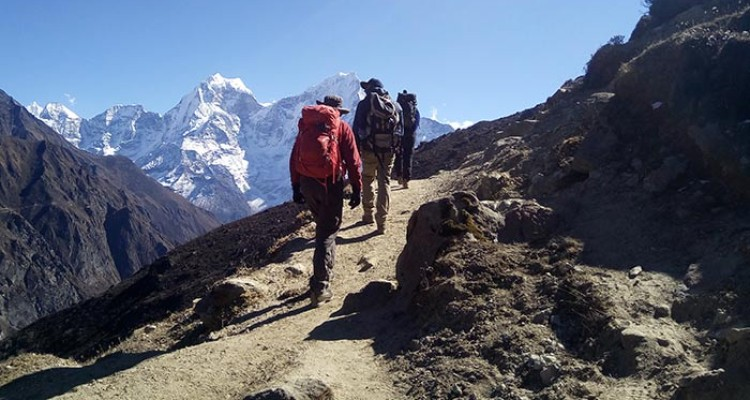 The major facts of Grate Himalayan trails