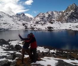 Tilicho lake and Thorong la pass trek
