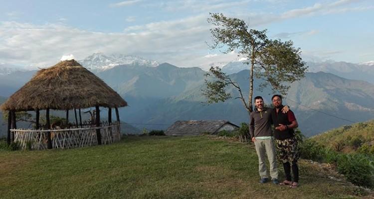 Sarangkot Dhampus hiking