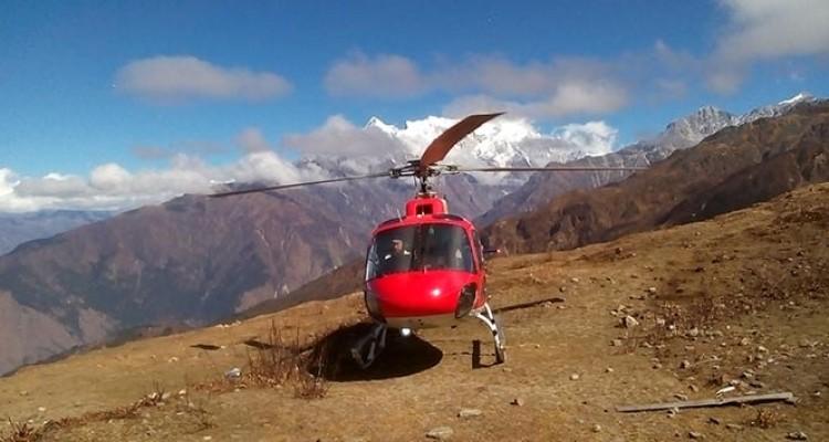 heli-tour-nepal