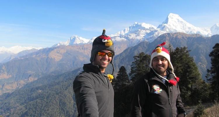 Ghorepani Poon hill trekking: A magical short and affordable trek