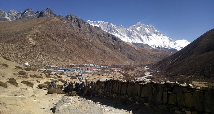 Everest base camp and Kalapathar trek- 13 Days