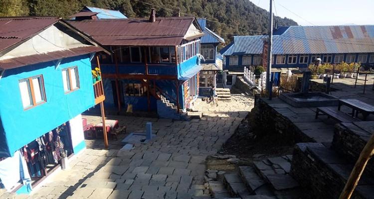 ghorepani-poon-village