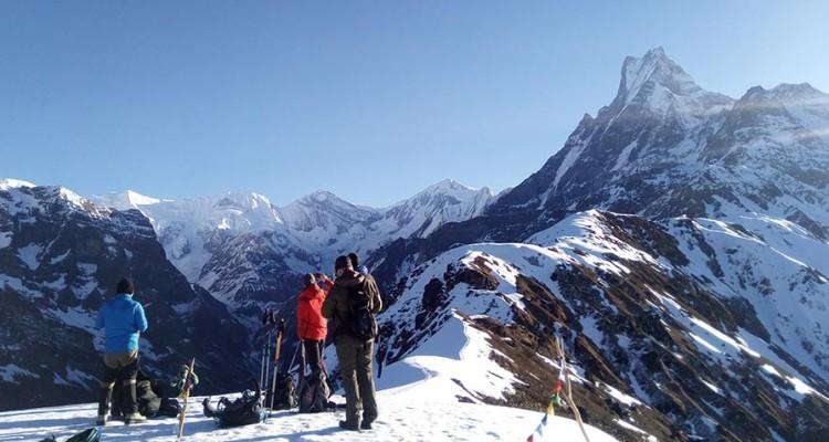 Machhapuchhre-trekking