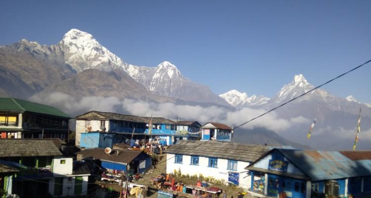 Top 5 Reasons visiting Annapurna base camp trek