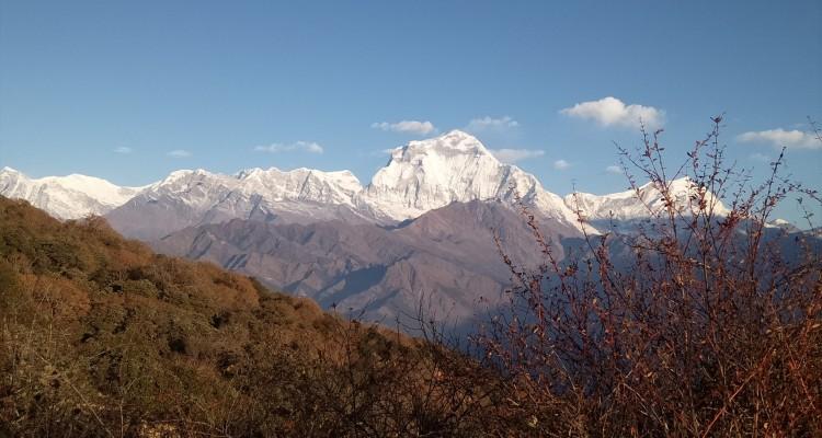 12 days Budget Annapurna Circuit trekking