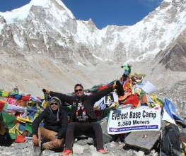 Kalapathar Everest base camp trek