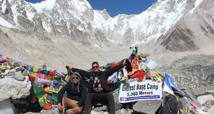 Shortest and cheapest Everest base camp trek