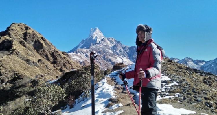 Mardi himal trek Temperature, Weather and detailed Information