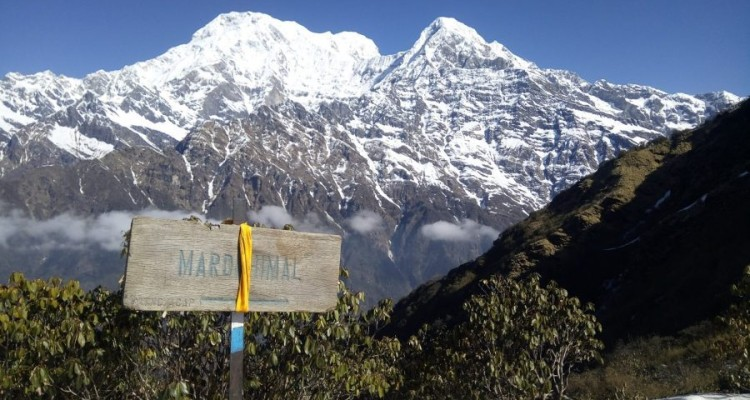 Hotel in Mardi Himal