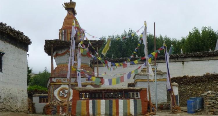 Annapurna Circuit Trek during Monsoon (June, July, and August)