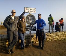 2 days Poon hill trek