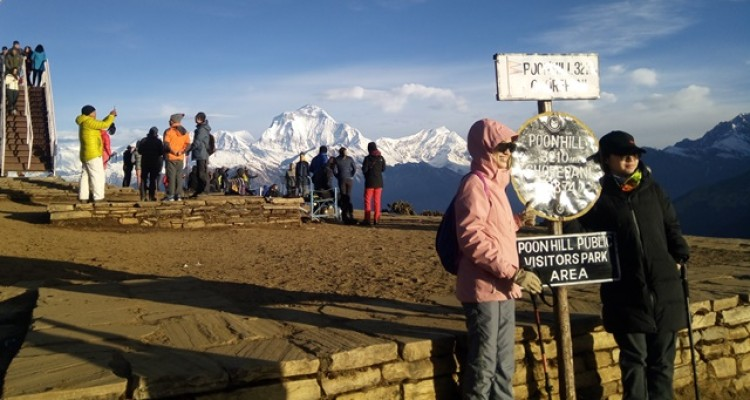 Trekking and Tour in Nepal