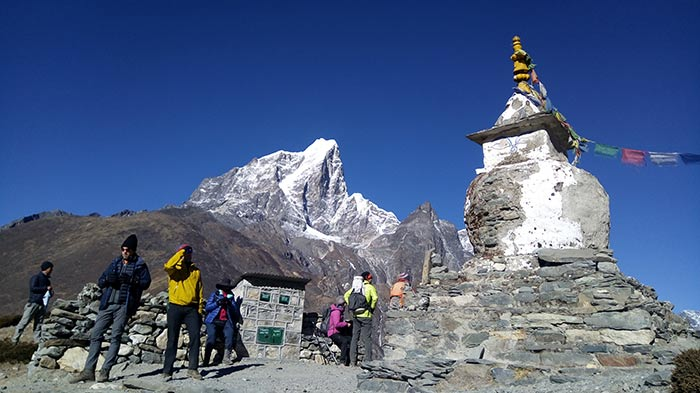 Trekking in Nepal in May and June