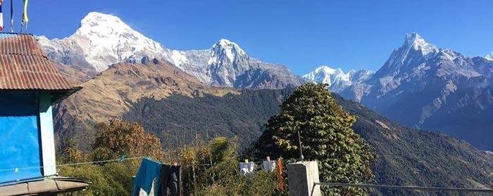 Annapurna circuit trekking-16 days