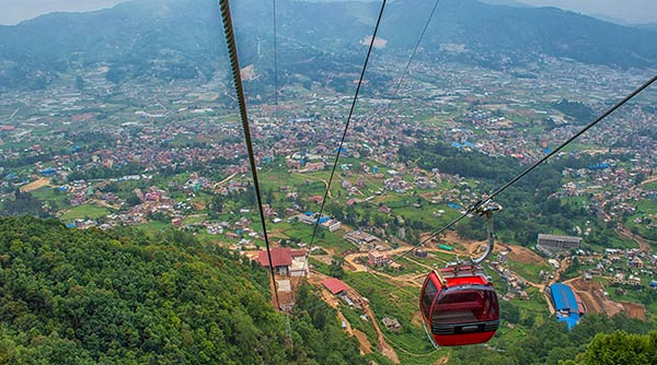 Chandragiri Hill Tour in kathmandu nepal