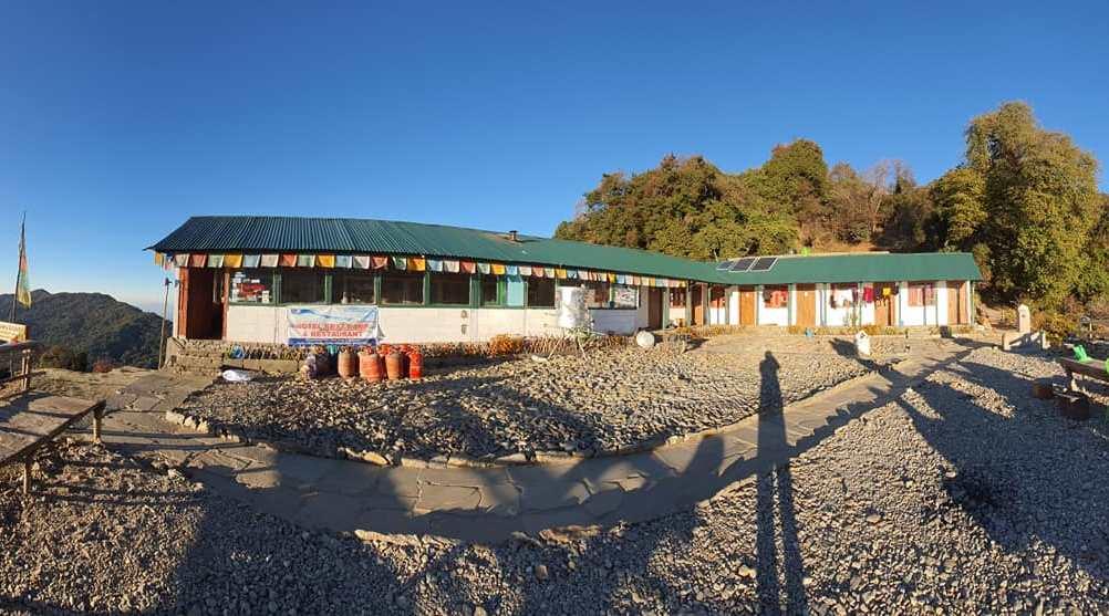 mardi himal hotel at rest camp