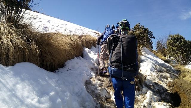 Khopra trek in Annapurna region
