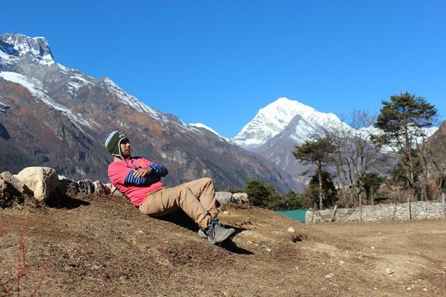Best time to Visit Nepal- during spring season