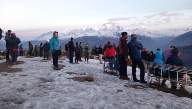 Best time to visit nepal- winter season